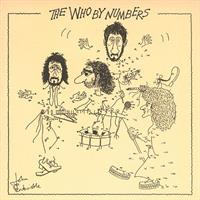 1975- The Who By Numbers