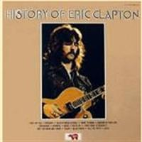 1972- History Of Eric Clapton